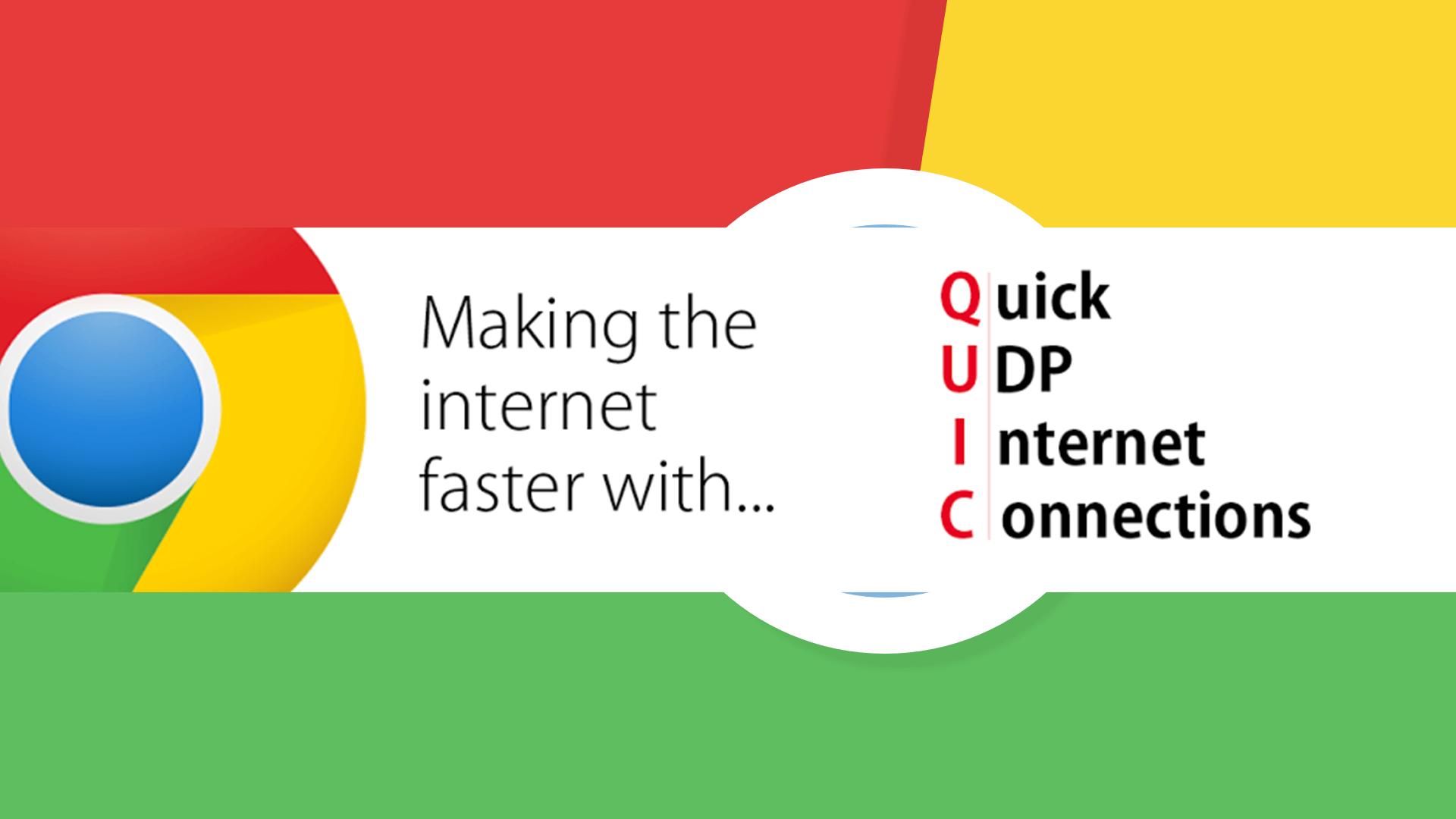 本站开始支持 QUIC