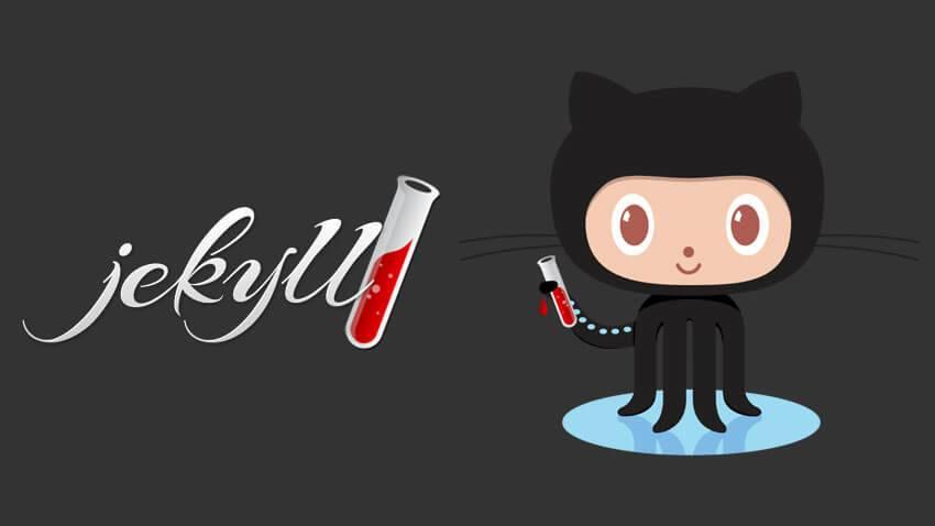"""如何快速给自己构建一个温馨的""""家""""——用 Jekyll 搭建静态博客"""