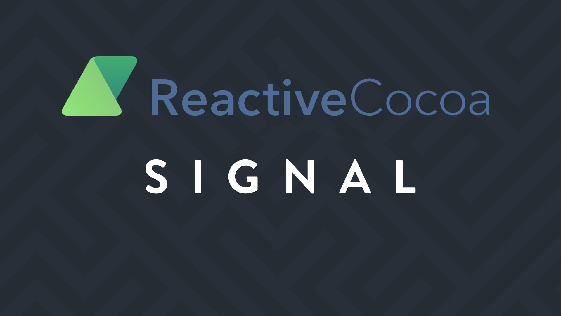 ReactiveCocoa 中 RACSignal 是如何发送信号的