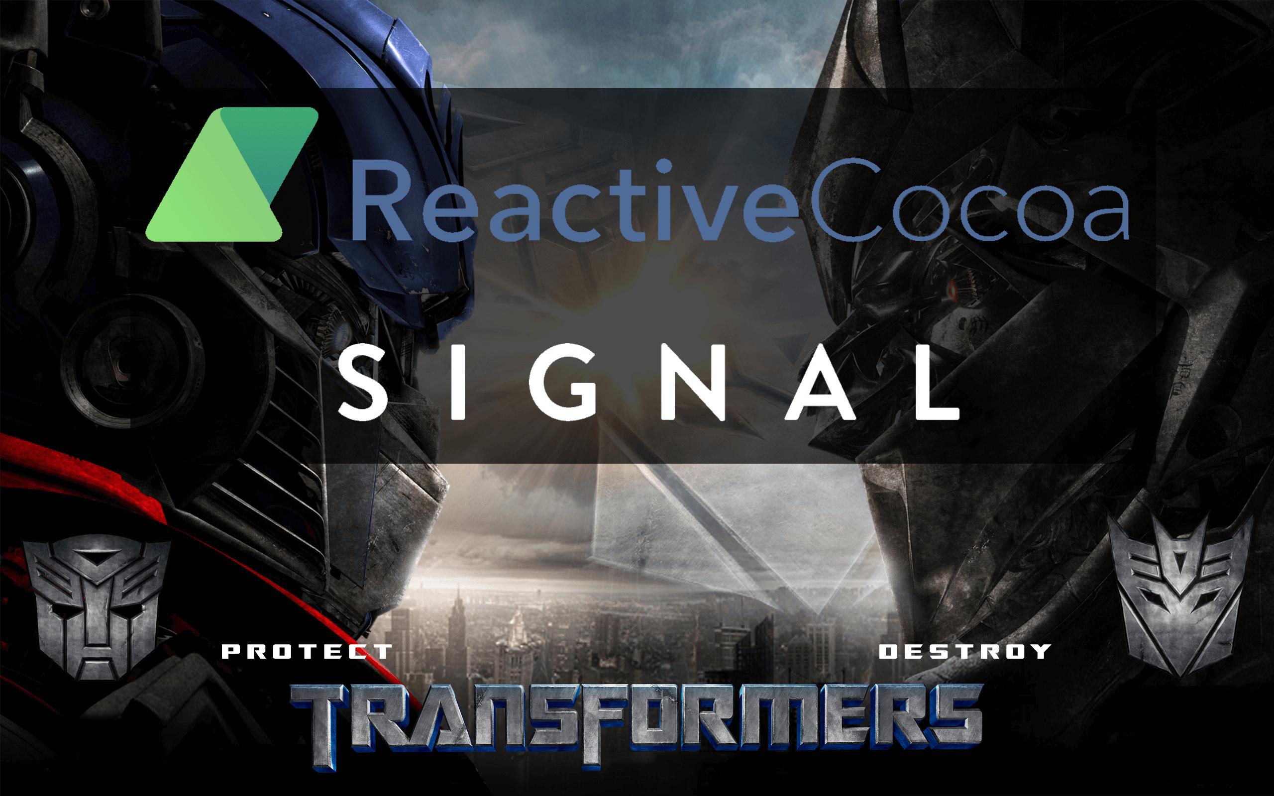 ReactiveCocoa 中 RACSignal 所有变换操作底层实现分析(上)
