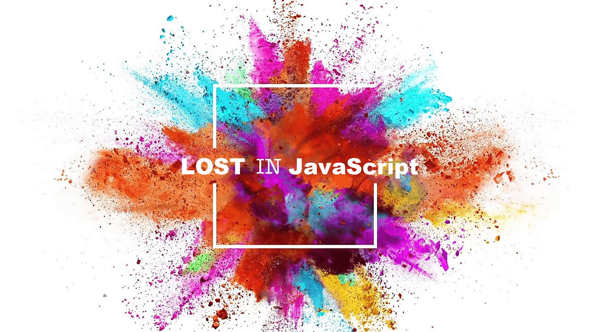 JavaScript 新手的踩坑日记