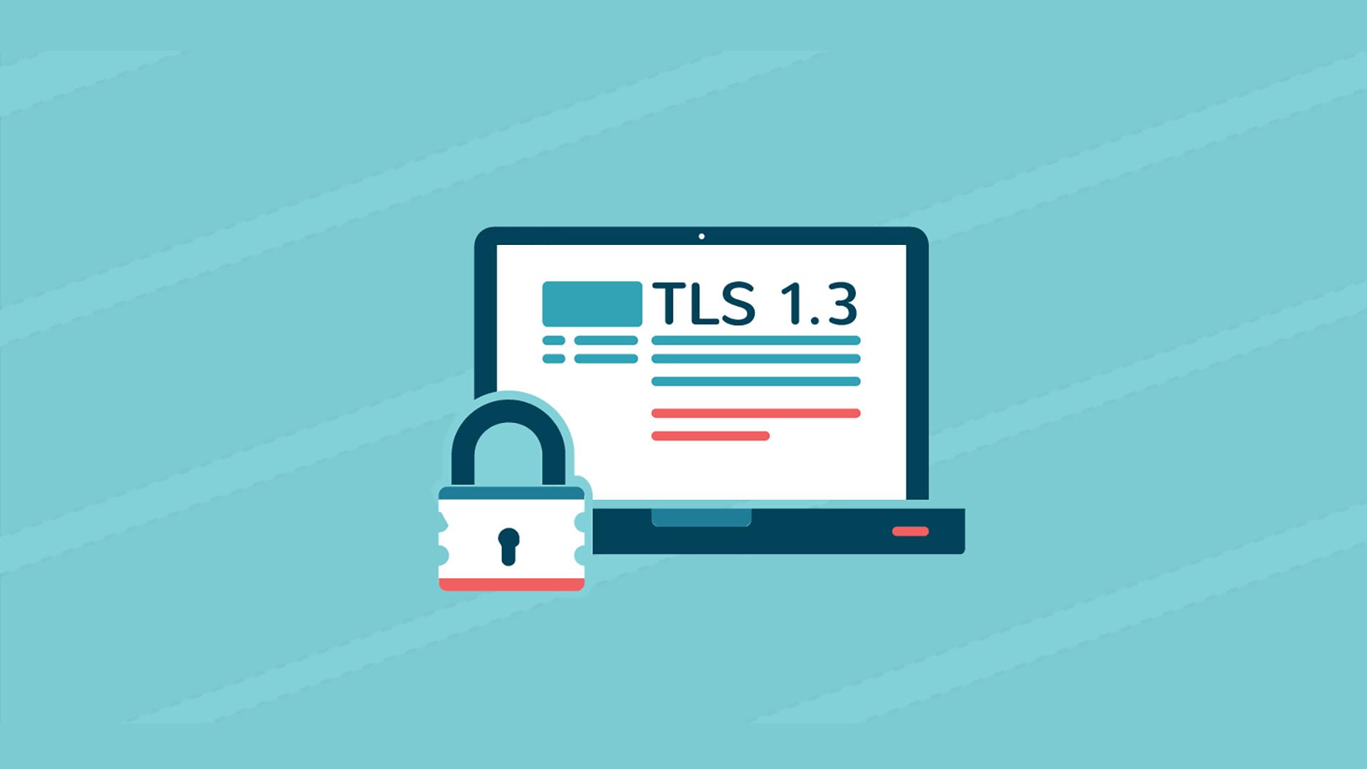 本站开始支持 TLS 1.3